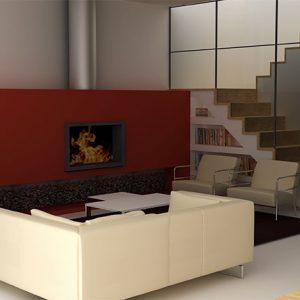 architektonická-podoba-plánovaného-krbu-v-obývacím-pokoji